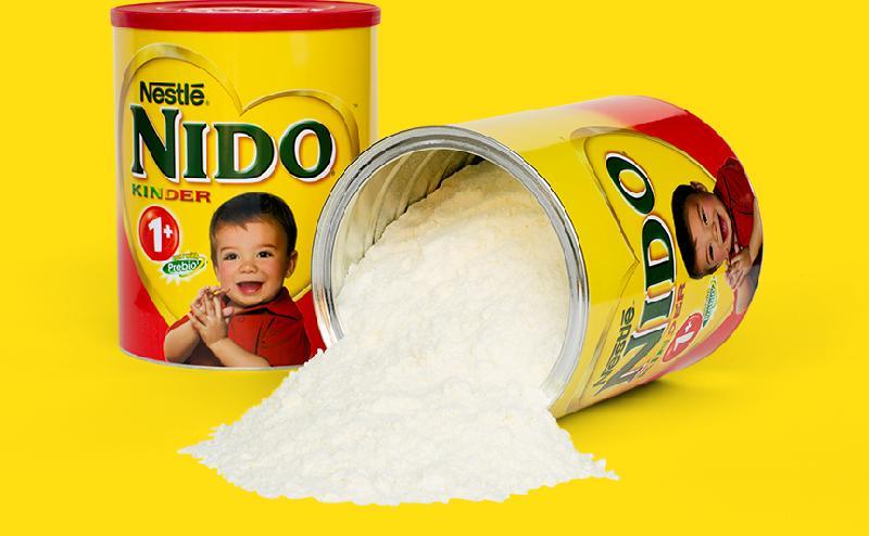 Nido Kinder Baby Milk Powder