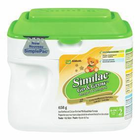 Similac Go & Grow Baby Milk Powder