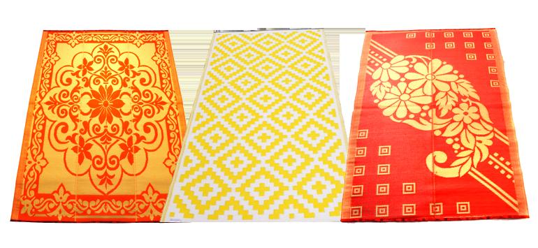polyproplene mats