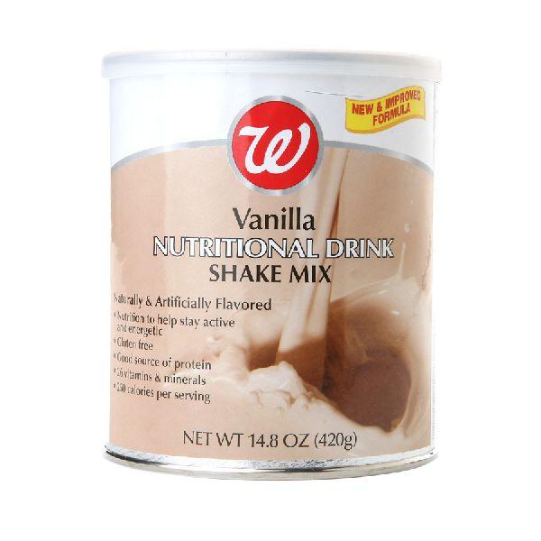 Vanilla Nutrition Powder
