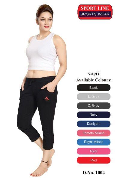 Girls Capris Wholesale Suppliers in Delhi Delhi India by Sapna Fashion   ID  - 4290825
