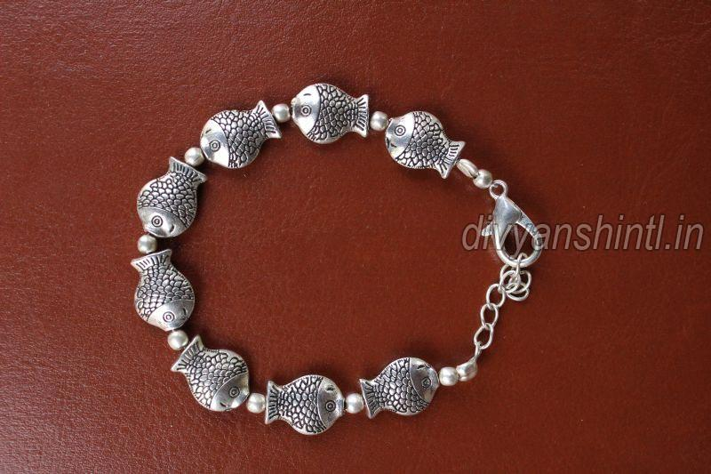 Antique Fish Bracelet