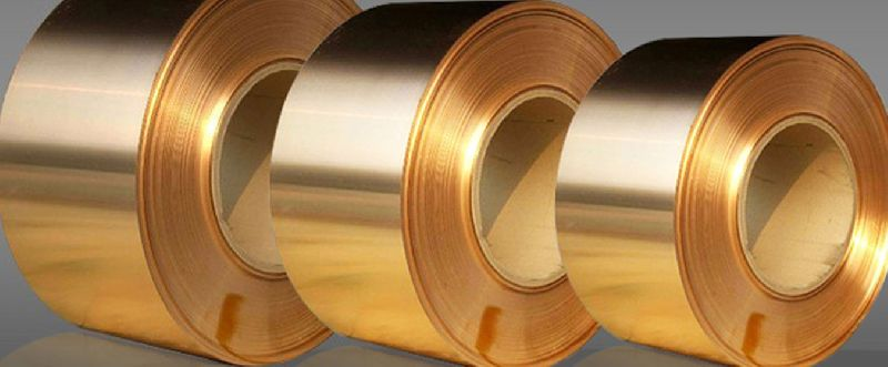 Brass Strips And Foils Manufacturer in Haryana India by