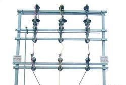 Double Pole Transformer MS Structure