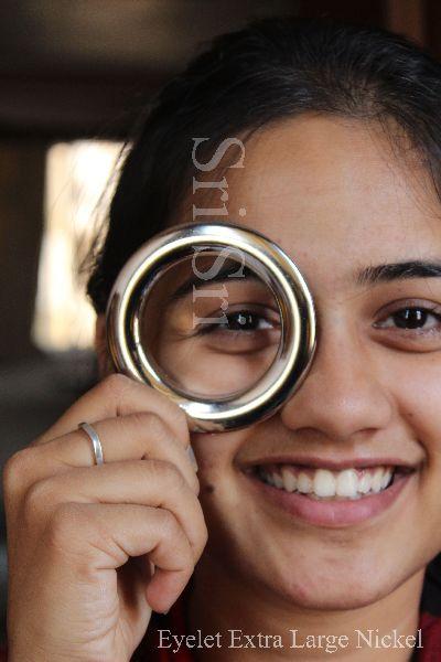Eyelets Extra Large Curtain Rings