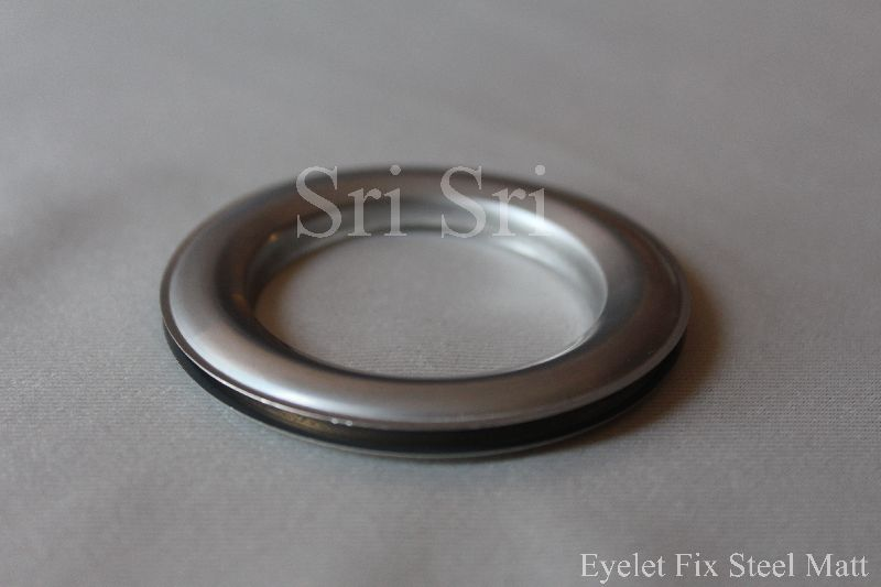 Eyelets Fix Curtain Rings