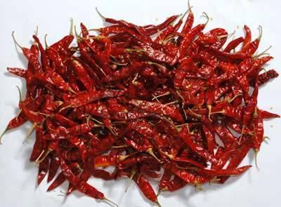 Guntur Dry Red Chilli