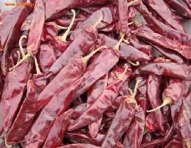 No 5 Guntur Dry Red Chilli