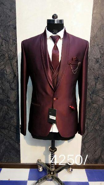 Mens Three Piece Designer Suits (4250)