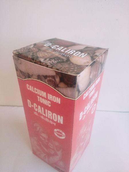 D-Caliron Calcium Iron Tonic (3004)