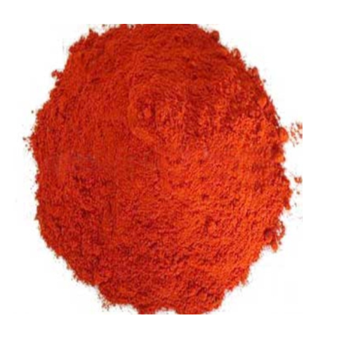Natural Dried Chilly Powder