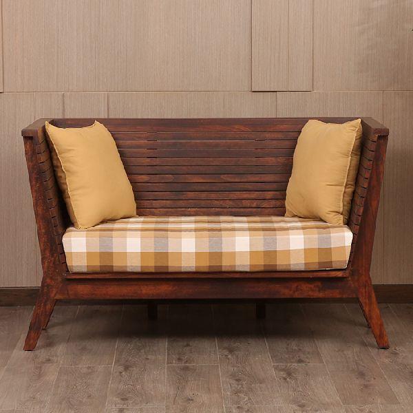 Decair Two Seater Sofa (FG.SS.DECAIR 2S)