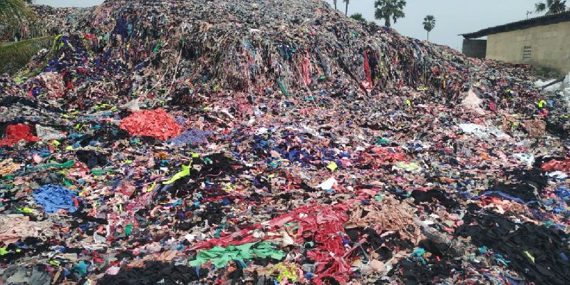 polyester cloth WASTE, Application : Industrial, Oil Cleaning by RIGHT  LINKS IMPORT AND EXPORT from Thoothukudi Tamil Nadu   ID - 4638334