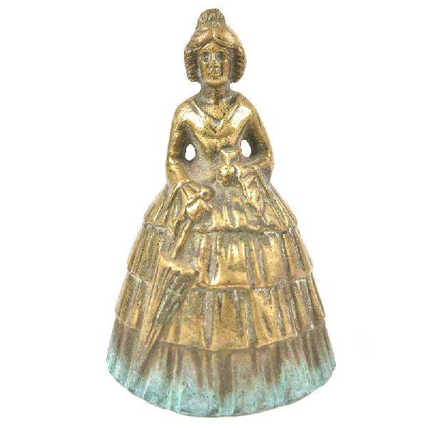 Bronze Lady Bell
