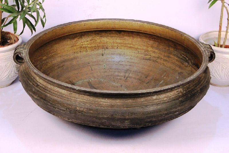 Bronze Urli-38 inches