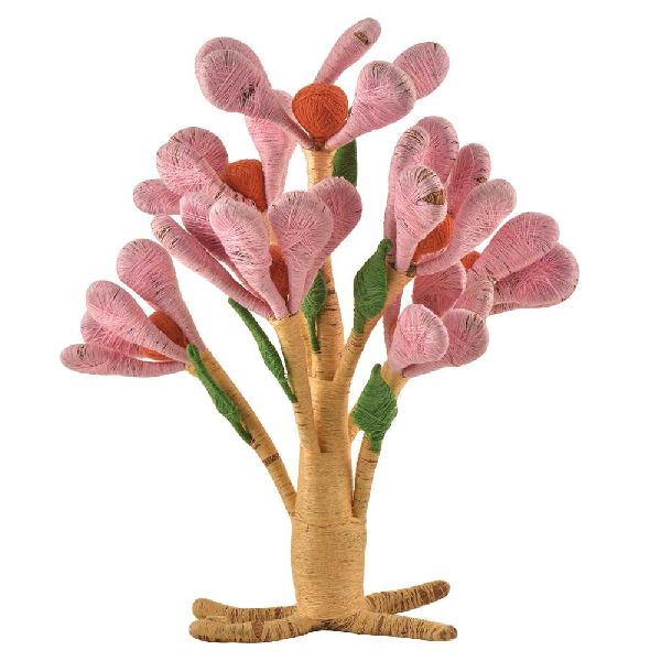 Coir Toy (Tree Pink)