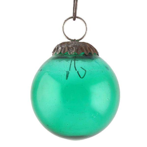 Green Round Christmas Hanging