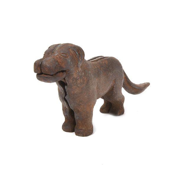 Old Iron Nutcracker Dog Bull Mastiff