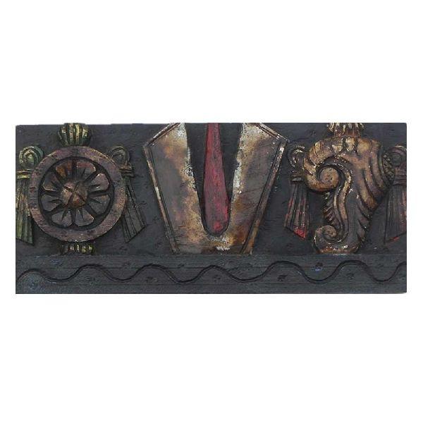 Vishnu Symbol Wall Hanging