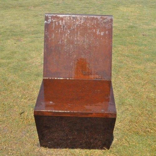 Concrete Garden Seating Chair