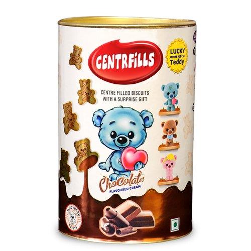 Chocolate Centrfills Cream Biscuit