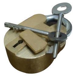 Brass Door PadLock