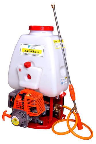 Manual Petrol BALWAN Power Knapsack Sprayer