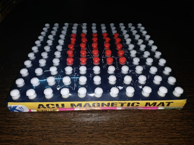 Acupressure Mat with Spring Points