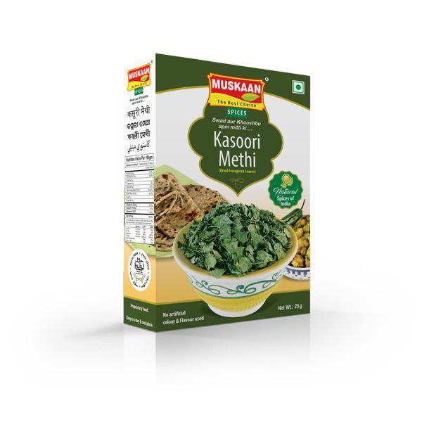 Dried Kasoori Methi
