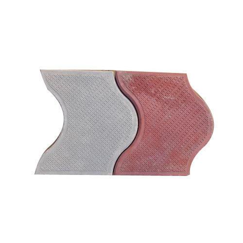 D Shaped Interlocking Tiles