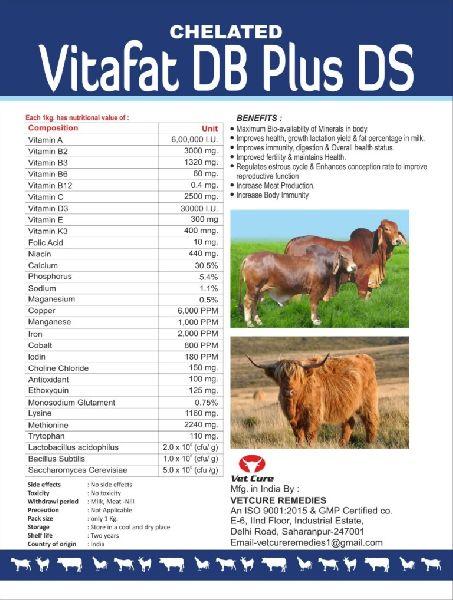 Vita Fat Db Plus Ds