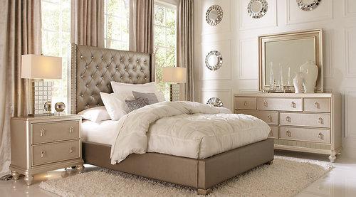 Oak Wood Bedroom Furniture