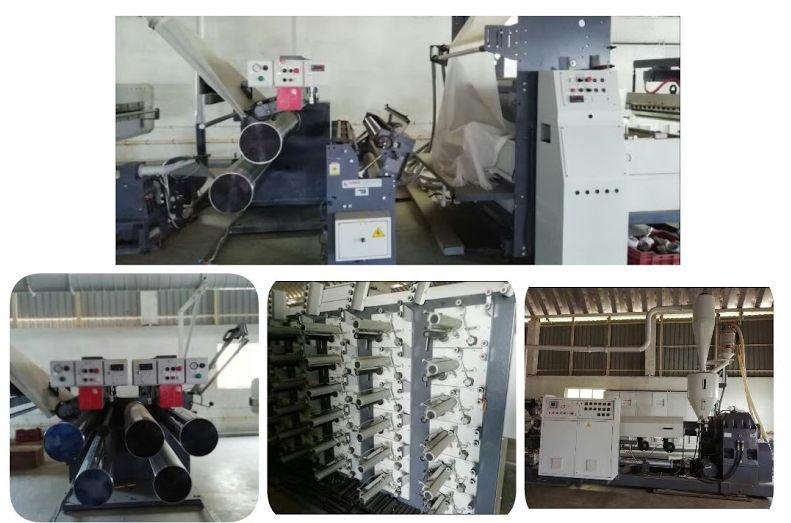 Used Machinery & Plants