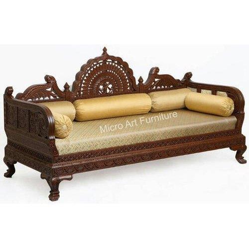Wooden Carved Sofa Set Manufacturer
