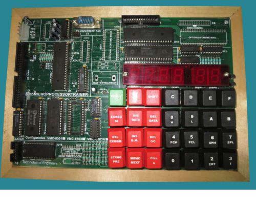 Microcontroller Trainer