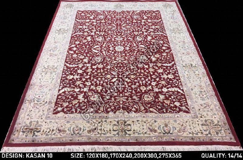 GHC- 256 K Hand Knotted Carpet