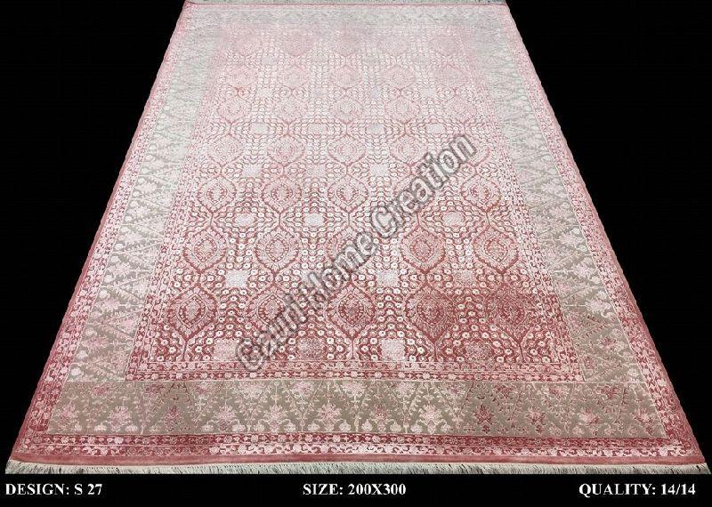 GHC- 258 K Hand Knotted Carpet