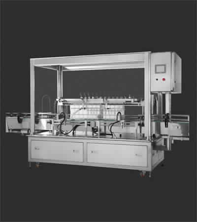 Auto Bottle Rinsing Machine