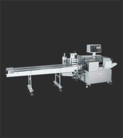 Four Side Seal Flow Wrapping Machines