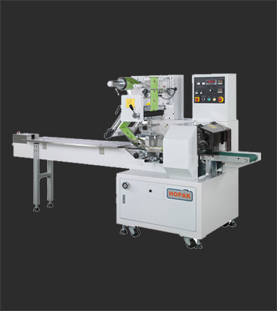 Horizontal Compact Flow Wrapping