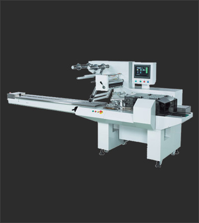 Horizontal High Speed Flow Wrapping Machine