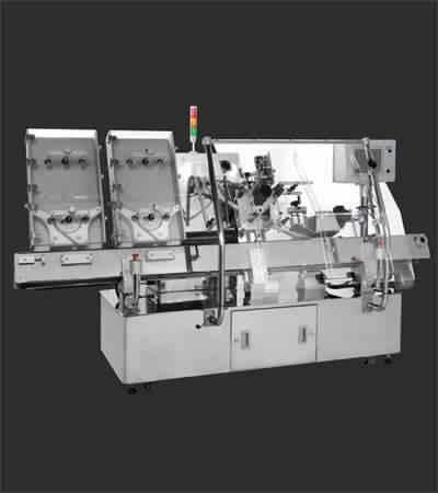 KWT 250 Horizontal Wrap Around Labeler