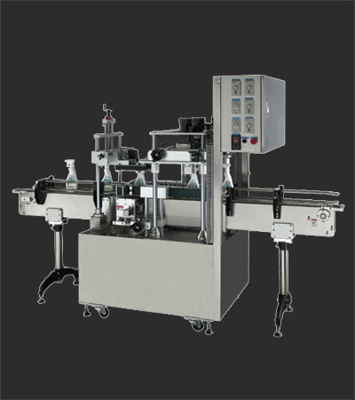 Side Wrap Semi Auto Capping Machine