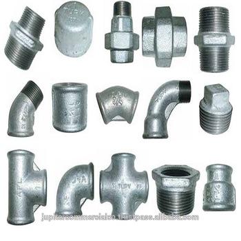 Galvanised Iron Pipe Fittings