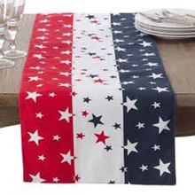Cotton Table Runner from India