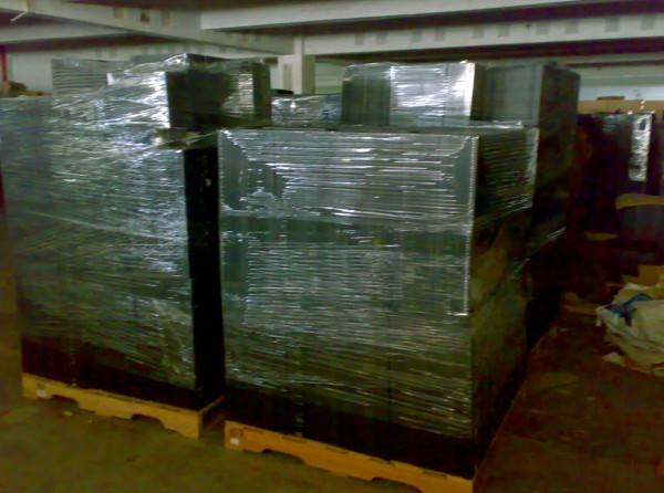 IC Trays scrap, Used ic tray (ICT98TY)