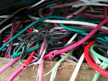 PVC Cable, pvc cable scrap (PVCCB85TY)