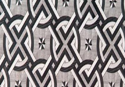 printed floor covering