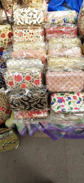 Embrodiery handbags