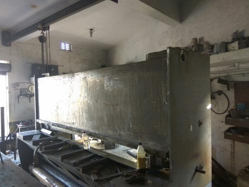 Horizontal Hydraulic Shearing Machine